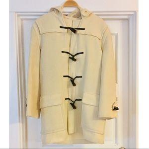 Burberry Jackets & Coats - ✨BURBERRY✨Wool Duffle Hooded Coat